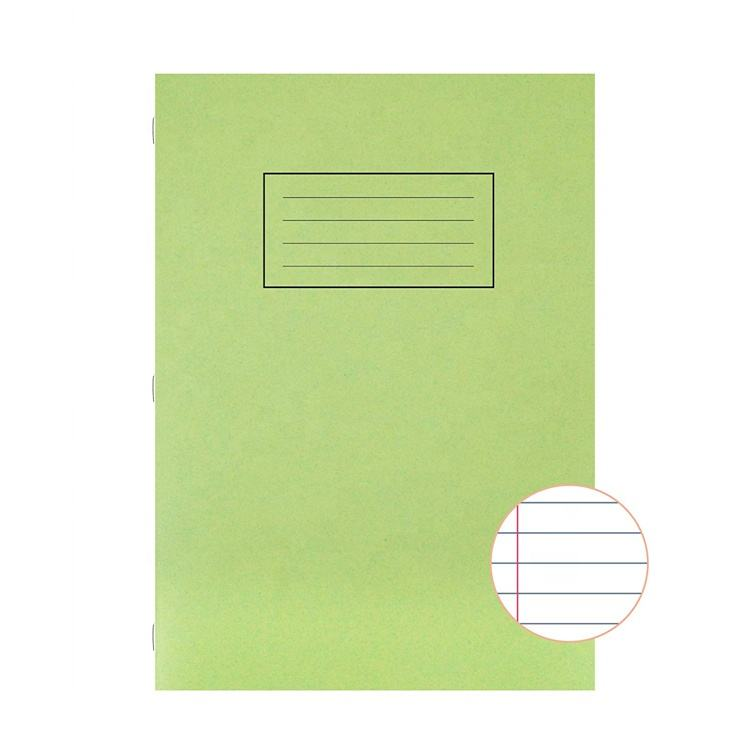Cheap A4 Soft Cover School Exercise Books for Student