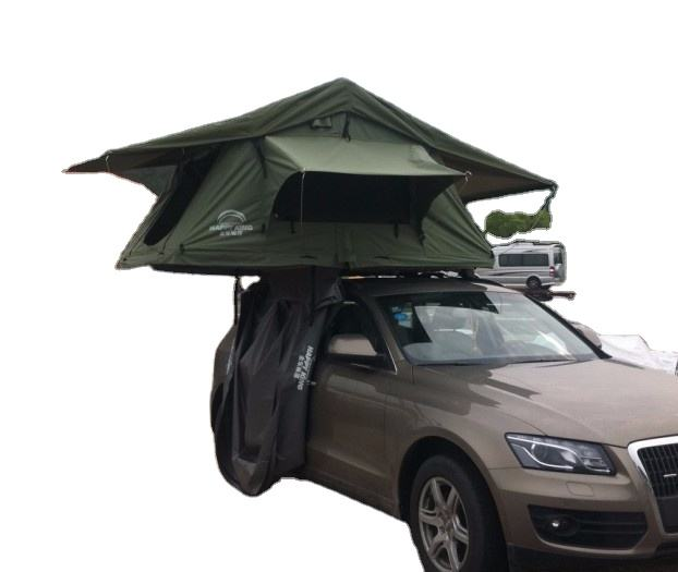 Outdoor Folding Camping Soft Shell SUV Car Roof Top Tent