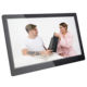 battery operated digital photo frame electronic picture frame mp4 video download