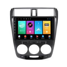 MEKEDE Voice Control Android 4core 2.5D Screen IPS Car Video for Honda CITY 2011-2016 2+32GB WIFI GPS BT Radio Multimedia