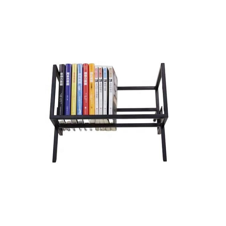 Single Vinyl Record Storage Rack LP Album Stand CD Storage Rack