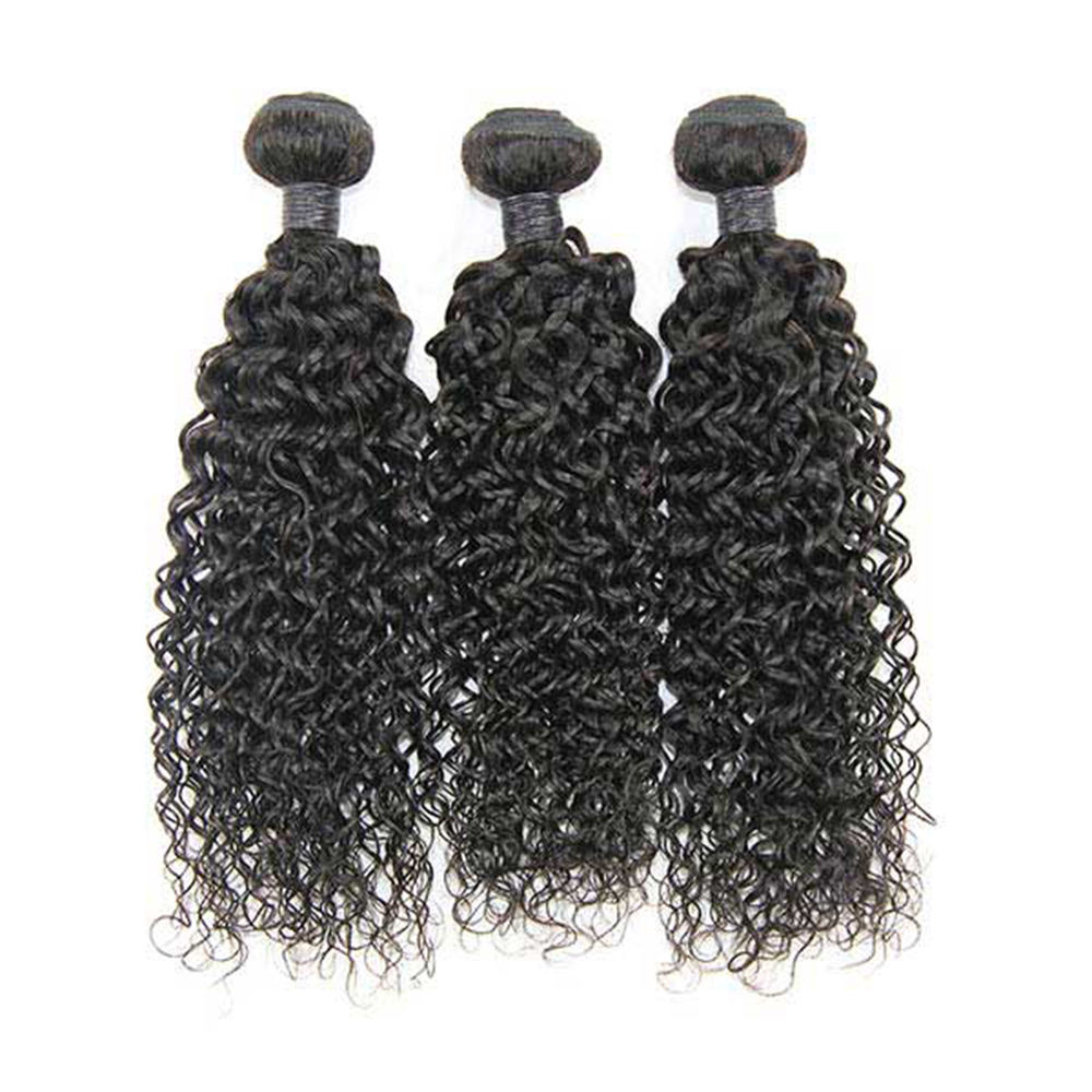 Virgin Hair Bundles Factory Price Natural 100% Raw Bulk Brazilian Water Wave Human Hair