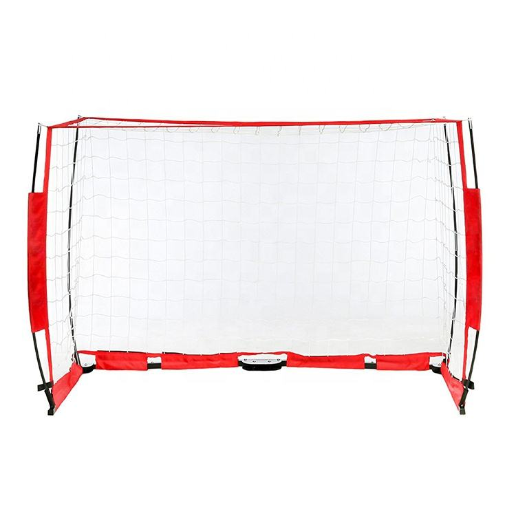 Factory Direct High Quality Low Price Portable Folding Football And Soccer Doors Gate Goal Net Post