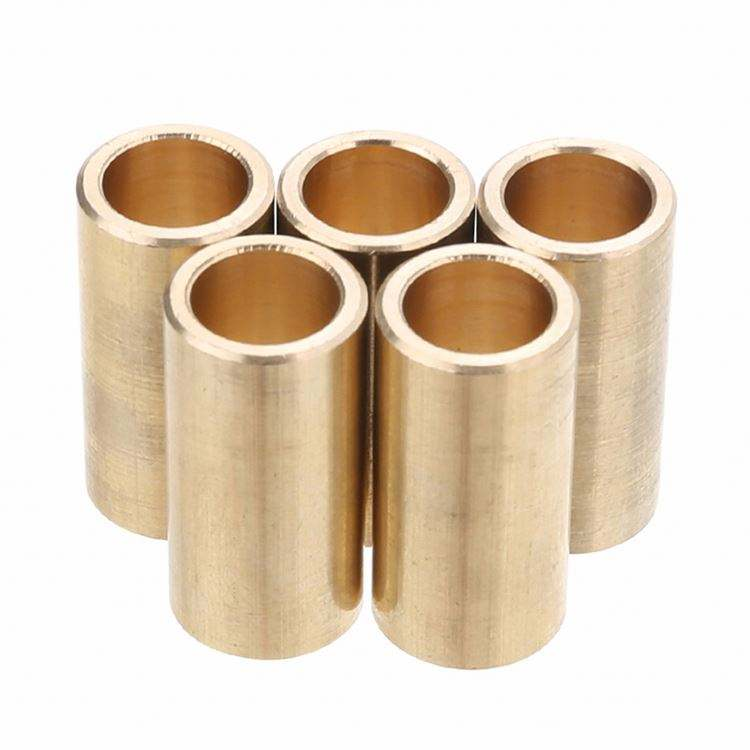Professional oem Service Custom stainless steel machining parts bronze bushing