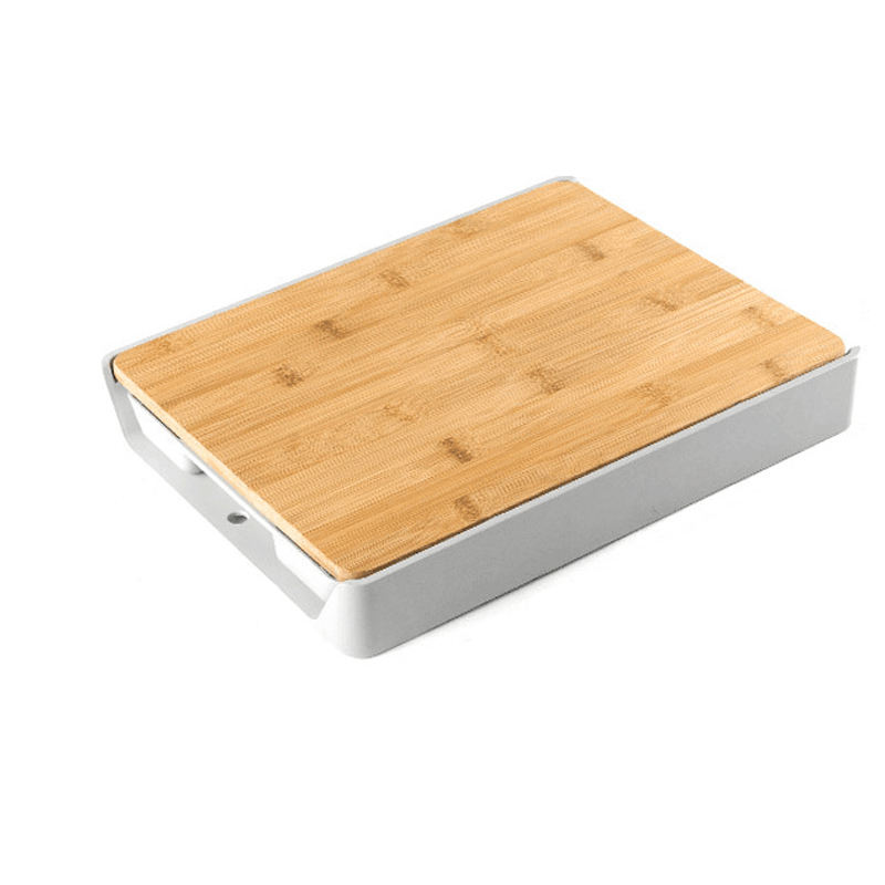 New Style Kitchen Eco-Friendly Bamboo Cutting Board With Drawer