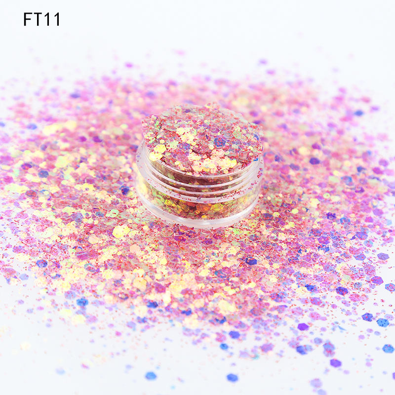chunky mix glitter powder fall glitter bulk glitter wholesale