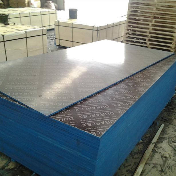 18mm Construction film plywood /shuttering plywood for Vietnam Market