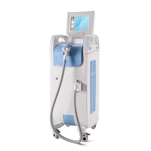 2020 new hot sell 808nm diode laser salon hai removal full body no pain laser machine