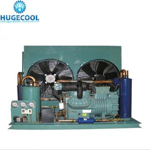 Semi-hermetic refrigeration คอมเพรสเซอร์ Bitzer Condensing UNITS
