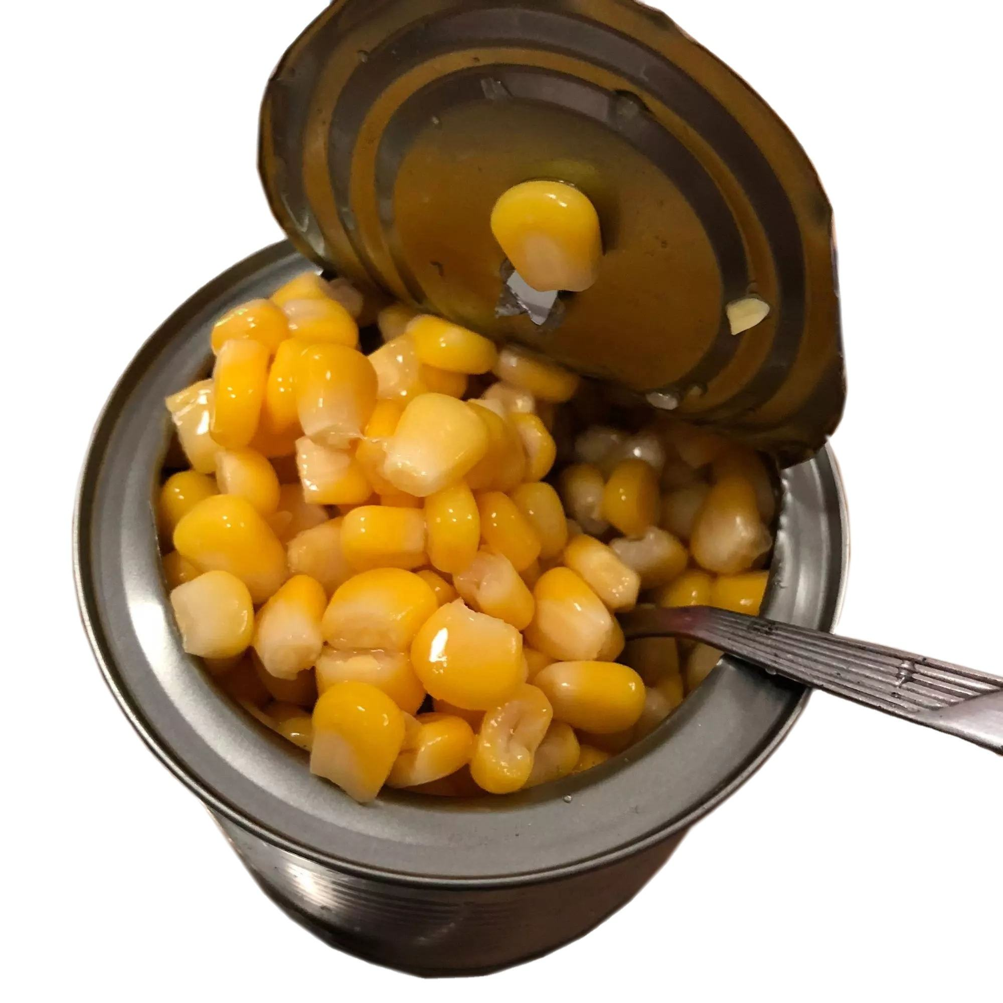 Wholesale Non GMO Sweet Corn Kernel Canned in Brine