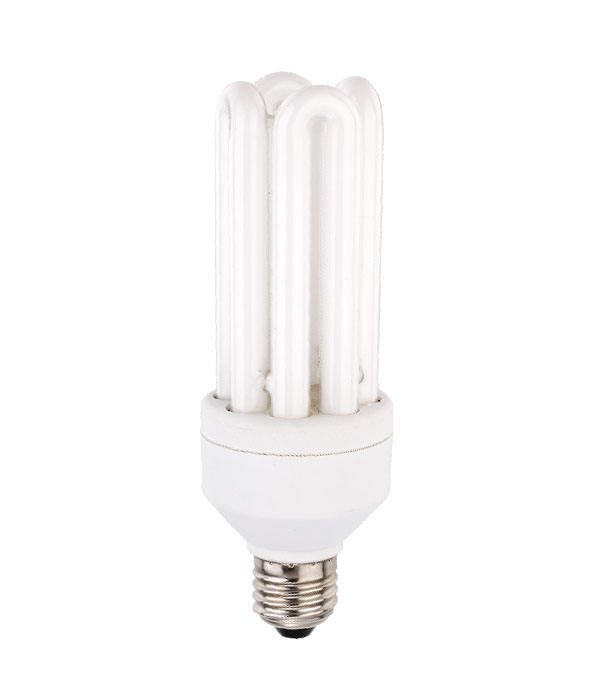 26w compact fluorescent lamp t4 4u energy saving tube