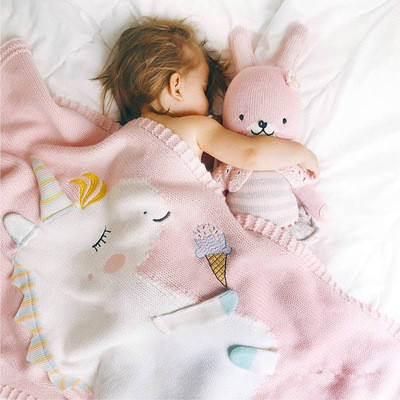 wholesale china blankets life comfort blanket unicorn blankets for babies