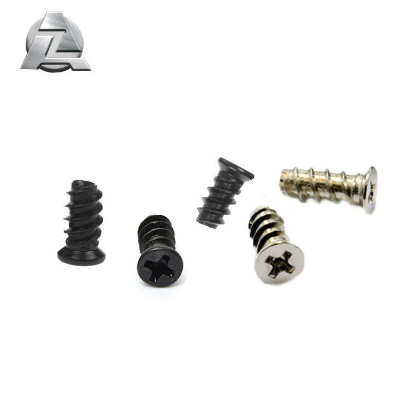 Zinc Computer Case Fan Screws Computer Cooling Fan Mount Screws Mounting PC Case Fan Screws 10PCS