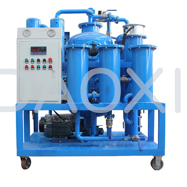 Industry use Oil purify Machine hydraulic Oil Purifier oil filtration machine