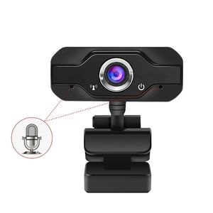 USB webcam wide-angle autofocus PC network camera with microphone, full HD 1080P for live game conference Android TV box