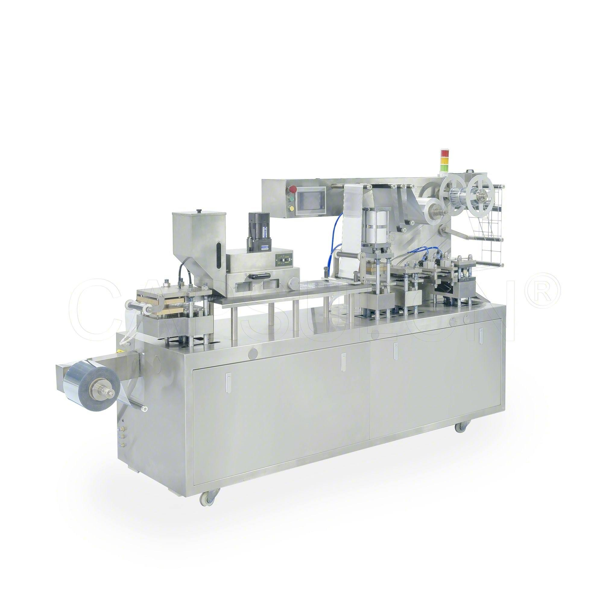 DPP-140 Automatic Pill Capsule Tablet Blister Packaging Machine