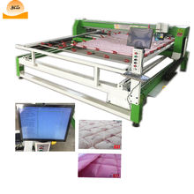 China computerized single head quilting machine price for comforter quilt mattress duvet making machine