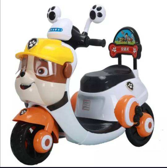 Battery rechargeable motorcycle tricycle for toddlers / children's motorised motorbike / motorcycle toys for 3 year old