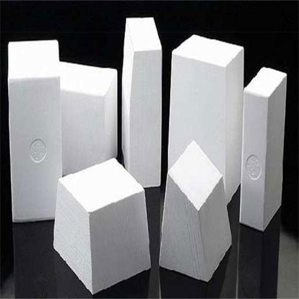 High purity Al2O3 content alumina ceramic brick for shock resistant in mineral industry