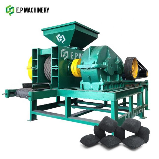 Hot Sales Prices for Coal Briquette Machine / Roller Press Briquette machine / Briquetting Machine