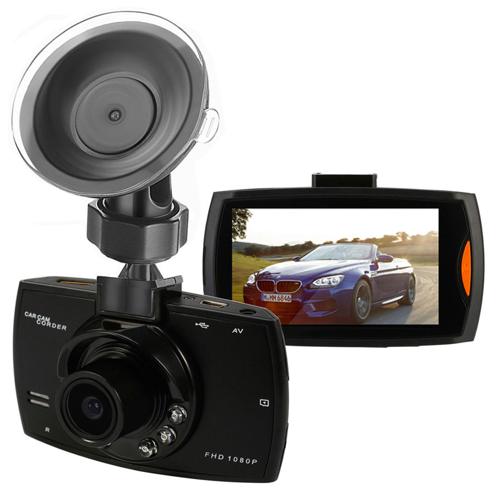 Factory Price 2.4 Inch Display G30 Hd 720P Night Vision Manual Car Video Camera Hd Dvr