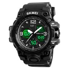 SKMEI 1155 Best Selling Classical Model Analog Digital Watch Mens Military Watches in Wristwatches
