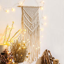 Home Decor High Quality Beautiful Wall Art Macrame Tapestry For House