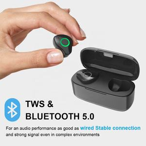Free sample Amazon top seller OEM Electronic air dots wireless Earphone 2020 blue-tooth Electronic Tws earphone