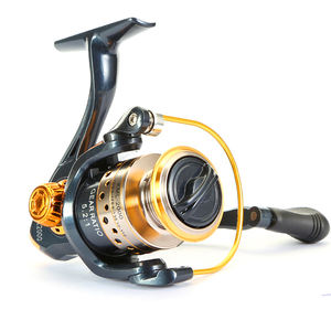 Aluminum Spool Nylon Fishing Reel Spinning WholeSale In Stock CEMREO Fishing Reels
