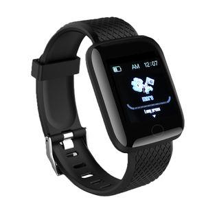 High Quality Smart watch M3 M4 T500 W26 T600 ID205L Health Function Heart Rate Blood Pressure Sport Smartwatch B57 For Men Women