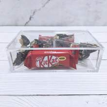 Whosale Top Quality Small Candy Plastic Box For Candy