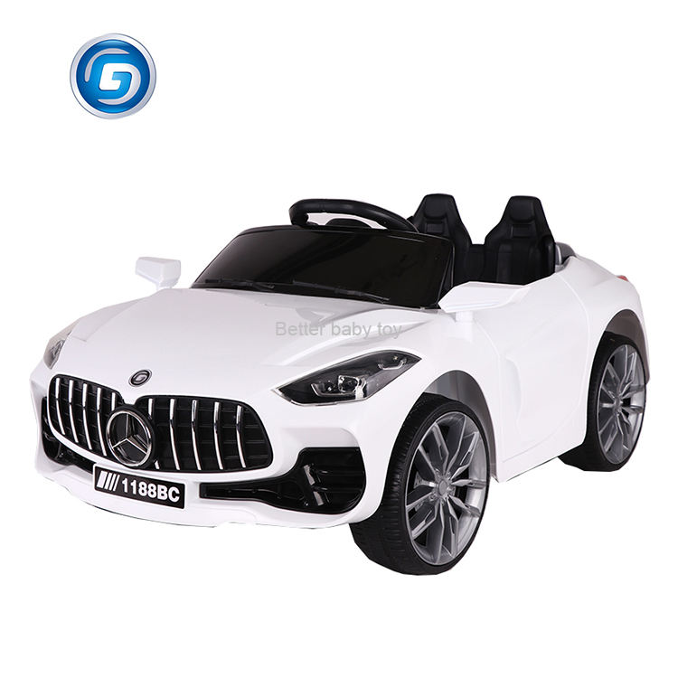High Quality 4 wheels electric car baby ride on toy car for girls