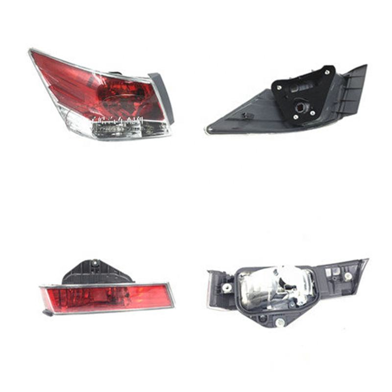Made for 08-12 a ccord eighth generation a ccord tail lamp rear lamp brake lamp half assembly
