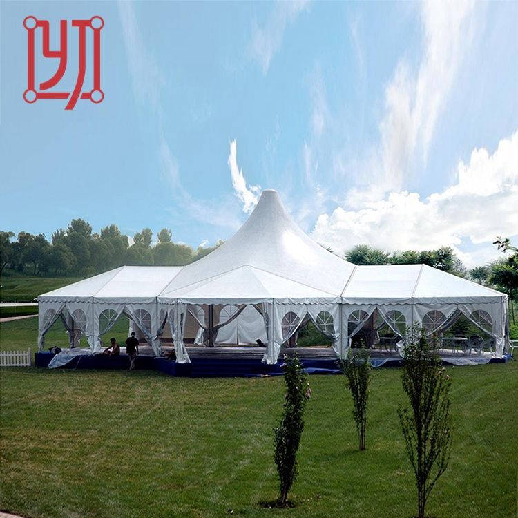 High-peak 10000 seater big party tent marquee for sale