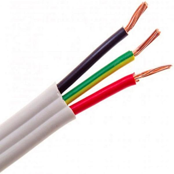 Wire PVC Copper Insulated Heating AS/NZS 5000.2 Flat TPS Twin and Earth Electric Wire and Cables