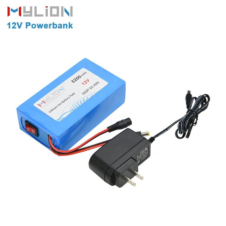 12v 9a lithium battery,12v 1a power supply,12V small li ion battery batteries 12v 7a rechargeable lithium ion battery pack