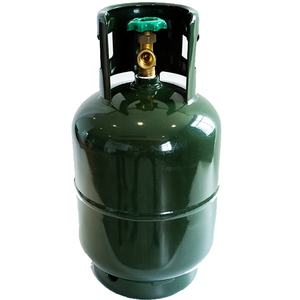 Factory Direct Supplier Empty 10 kg Gas Cylinder For Chad Household Cooking Uses