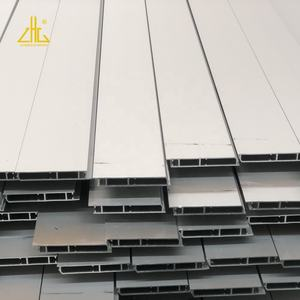 Decoration Extruded aluminum decking profiles factory in China