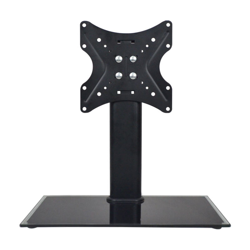 14 to 32 inch Flat screen led tv support Universal base rack TV Desk Stand