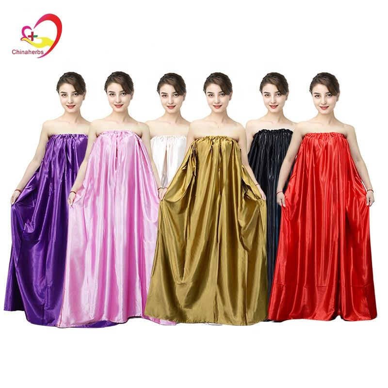 2020 the most popular yoni steam gown capes Vagina steam chair clothes for steaming