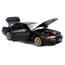 Autoart 1:18  GTR R32 Skyline V-SPEC II Model Toys Diecast Model For Collection And Creative Gift