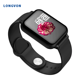 B57 Smart Bracelet Rainbow UI Factory Price Color Screen Heart Rate Blood Pressure Smart Sport Band