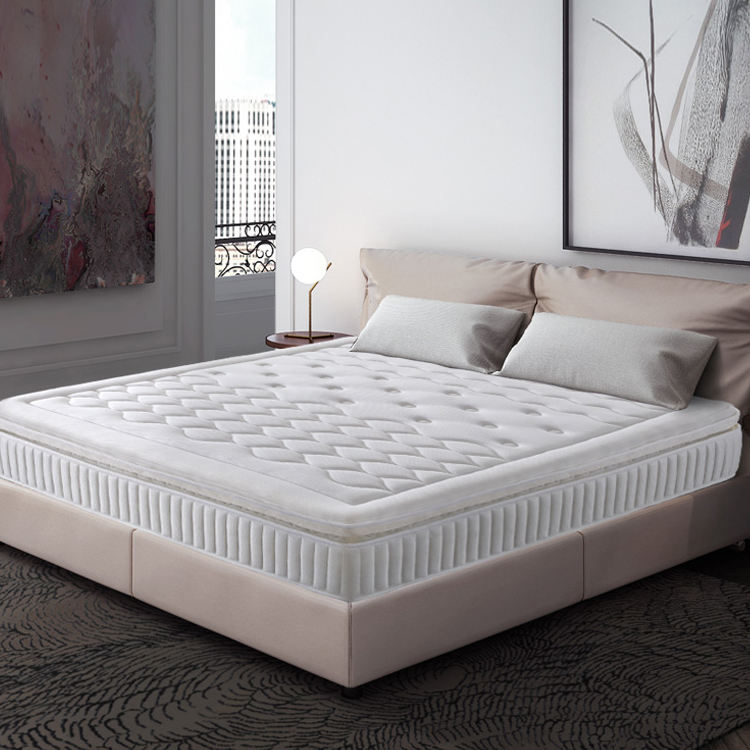 Coconut Coir Mattress Bed Mattress Bedding Set Sale Pocket Spring Foam Mattress