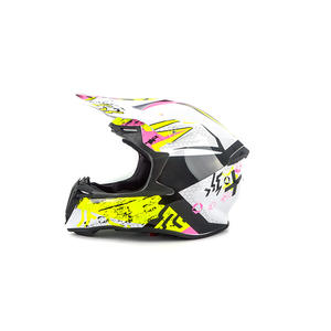 E24 HOMOLOGATION CEE VTT casque cross
