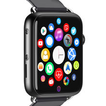 2020 Newest Smart Watch Cell Phone 4G Waterproof Video Call Android Smartwatch Wristwatches Wifi GPS  Phone Wearable Devices