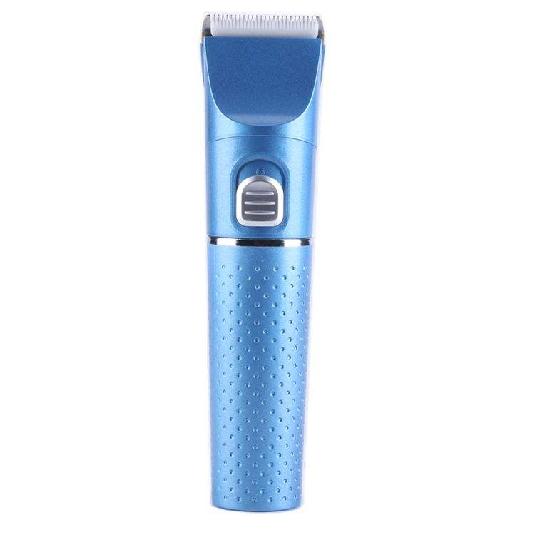 Blue White Professional Cordless Hair Trimmer Clippers Baldes Hair Trimmer For House Use B8