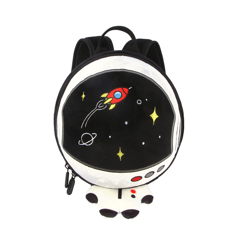 2020 toddler cute pre school bag kids backpack, 3D boy astronaut children backpack, cartoon toddler backpack school bag for kids
