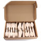 2020 China Anzhu Factory new design restaurant disposable wooden cutlery set