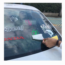 Outdoor Use Custom Vinyl Transfer Window Stickers Decal, Car Window Stickers