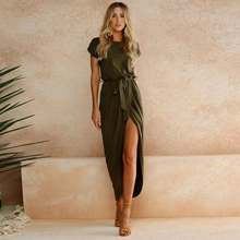 2020 fashion clothes casual wear women dress summer lady dress